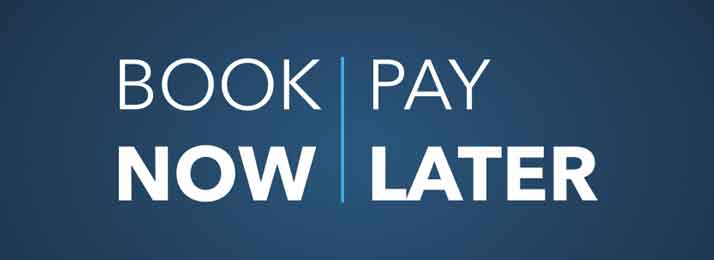 book now paylater